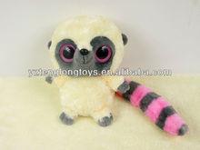 Lovely Design Big Eyes Stuff Owl Toy For Kids