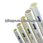 Different size PVC UPVC plastic ventilation duct manufacturer
