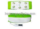 stomach massager Belt with 6 ball gem lamp heating