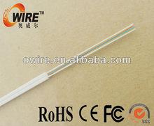 Indoor adss 4core fiber optic g.652 cable