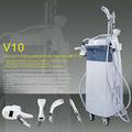V10 velashape rf laser vuoto dimagrisce la macchina/nuova macchinaingrosso rimodellare effetti collaterali sottile