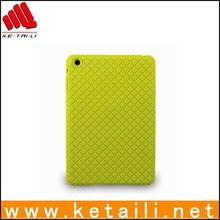 For silicone rubber ipad mini case, high impact design