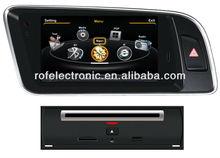 """7""""car dvd navigation for Audi Q5"""