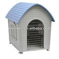 plastic dog house gaiola
