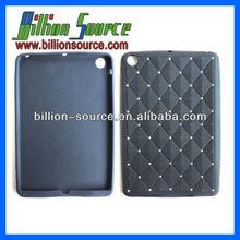 2013 full list design silicon sleeve for iPad Mini
