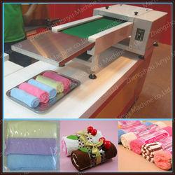 2013 Hot Selling Electric Towel Rolling Mahine