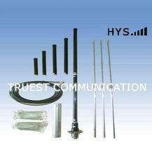Attention!!Hot selling 88-108 Wave FM Alloy Antenna TCQZ-JS-3-87V-1