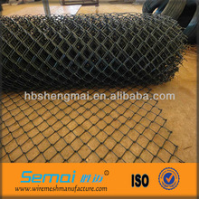 High quality hot sale pvc coated hot dipped galvanized chain link fence cage (ISO9001;MANUFACTURER)