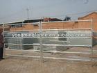 Low carbon steel galvanized animal farm fence panel