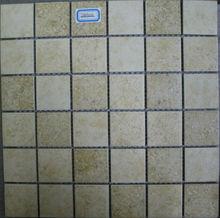 ceramic mosaic tile for linear decoration