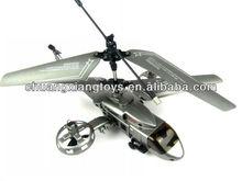 4ch rc( infravermelho) mini helicóptero apache