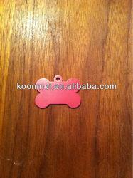Gift Metal Dog Tags/Customized Dog Tag metal name tags for bags