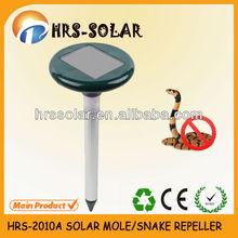 solar electronic snake repellent/electronic snake repeller