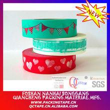 messicano stampato nastro adesivo di carta per la decorazione e regalo di imballaggio