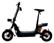 scooter for Silicon - long distance - Battery (3 x 12 V silicon), 12 Ah,