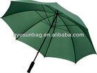 High quality windproof storm rain golf umbrella EVA handle