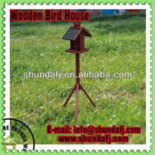 Wooden bird cage SDB06