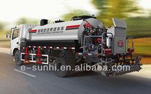 asphalt road spraying machine