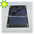 flexible solar panel 24v