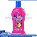 2 en 1 shampooing de bain utilisation