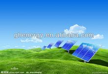 20 framed 20W polycrystalline solar panel