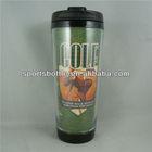 Mlife manufactured Japan standard passed cartoon advertising cup plastic customized DIY cup
