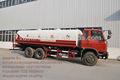 dongfeng su tankeri nakliye kamyonu 6x4 16m3