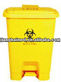 pedal de lixo médico