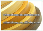 China popular and fashionable pvc edge banding tape with good toughness (plastic table edging trim)