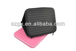 "9.7"" Built-in Speaker Case Bag PU Leather Cover for iPad 2 3"