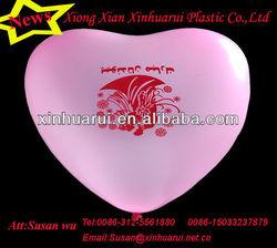 wedding balloon!heart shaped latex balloon!heart ball