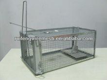 AAA galvanized rat cage