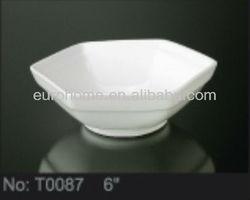white blue and white porcelain bowl for hotel importer