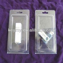 PET blister packaging for USB