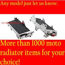 Aluminum Motocycle Radiator for Yamaha YZ125 2009 & radiator manufacturer & motorcycle part