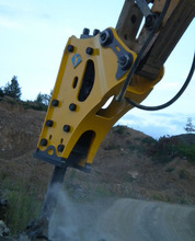 Hydraulic breaker hammers, Hydraulic Grapple, Compactor , Ripper , quick hitch, Crusher for Excavator