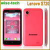 Hot!!! 4.5 Inch Lenovo S720 MTK6577 Dual Core IPS Capacitive Touch Screen,540*960 smartphone