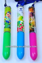Customaized puzzle pen