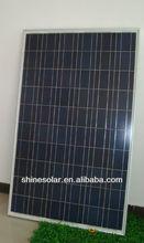 100Watt solar panel (made by Taiwan solar cells) ,polycrystalline silicon solar cell price