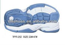 Hot sale Sport Shoes TPR Outsole