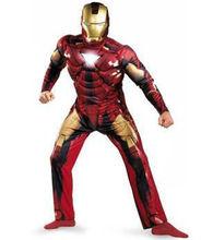 HI EN71 cool Iron man mascot costume for adult