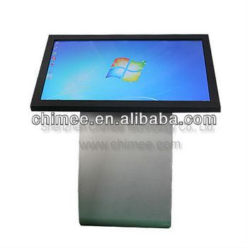 42'' LCD kiosk Stand PC Touch Screen ( HQ42CKS-1,i3 i5 i7 CPU optional,15''-65'')