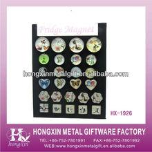 2013 New Product HX-1926 Different Shape Custom Print Fridge Magnet Puzzle