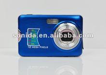 Branded digital camera Photo Digital Camera Digital with 14mega pixels 2.7inch TFT LCD display FE