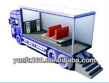 7D cinema truck 2012