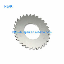 circular slitting knives cut electrical steel coils
