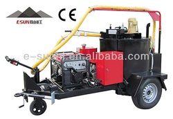 CLYG-ZS350 asphalt pavement crack repair melter/applicator
