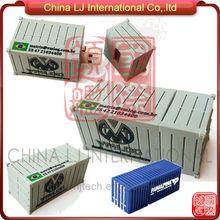 logistics giveaway souvenir gift customize container PVC usb flash drive mini pvc drop ornament container usb flash drive