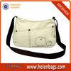 Teens 600D trendy popular shoulder bag with adjustable strap