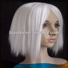 2013 High quality blonde anime cosplay wig